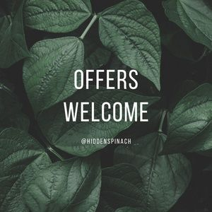 💸 💸 Offers Welcome! I love to make deals! 💸 💸